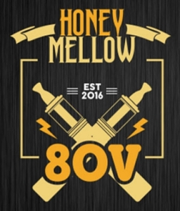 Honey Mellow by 80V (60ml)